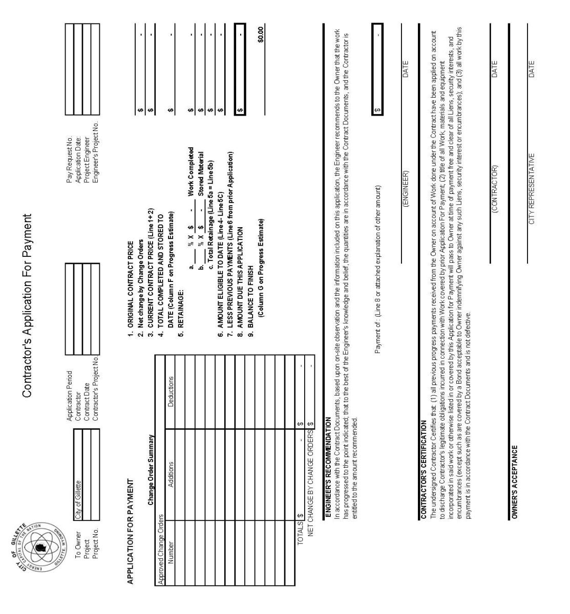 Standard Construction Specifications Document Viewer